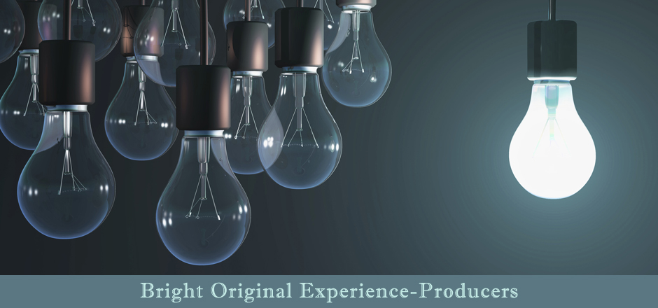Bright Original Experience-Makers are published by Kuhn and Seaver Publishing