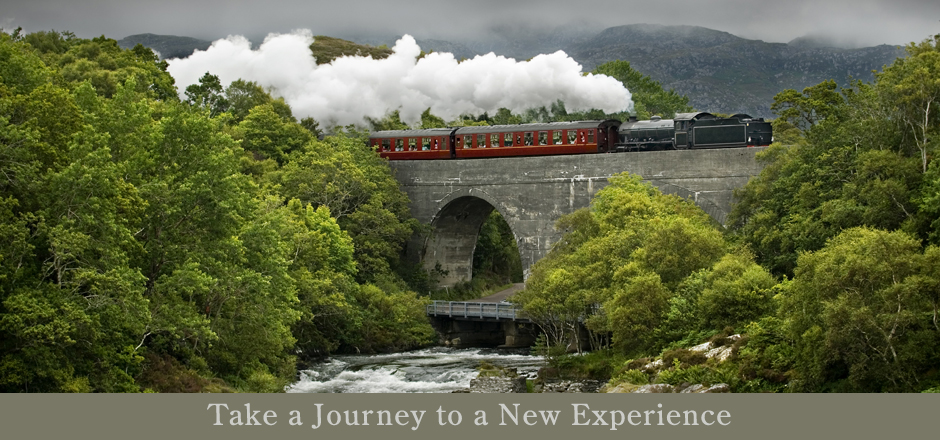 Take a Journey to a New Experience